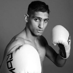 Amir Khan is a boxer and an ambassador for Make Justice Work.