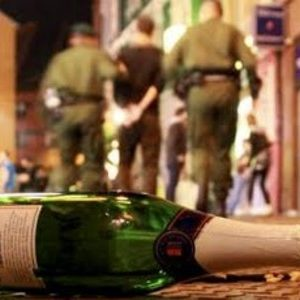 Anti Social Drinking