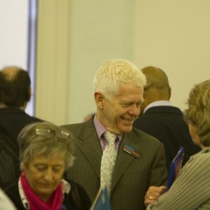 Clive Martin is Director of Clinks and an ambassador of Make Justice Work.