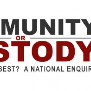Community or Custody