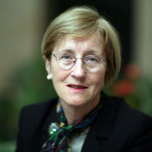 Frances Cairncross is Rector of Exeter College and Ambassador for Make Justice Work