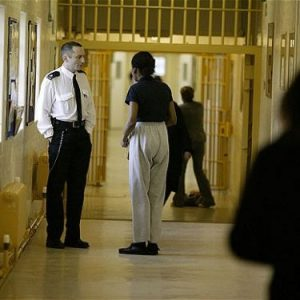 Guard and Prisoner