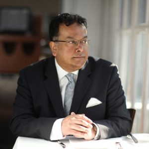 Iqbal Wahhab OBE is an entrepreneur and an ambassador for Make Justice Work.