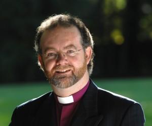Bishop of Liverpool James Jones