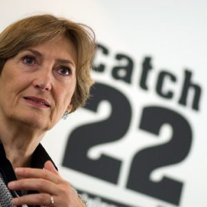 Joyce Moseley was formally Chief Executive of Catch22 and is an ambassador for Make Justice Work.