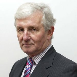 Professor Andrew Coyle CMG director of ICPS and ambassador for Make Justice Work