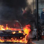 Riots Fire