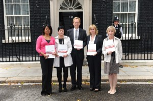 Final Report handed in to No.10 Downing Street