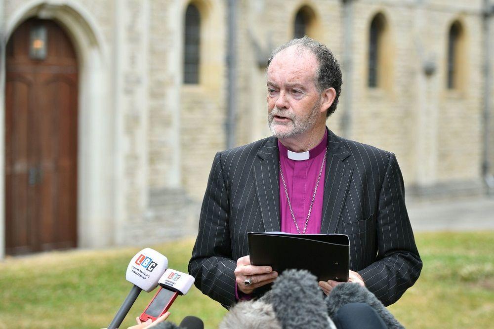Bishop James Jones