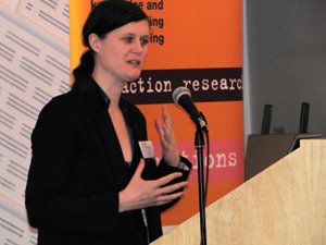 Eilís Lawlor is head of nef's Valuing What Matters team and ambassador of Make Justice Work.